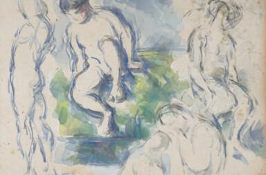 Paul Cézanne Bild