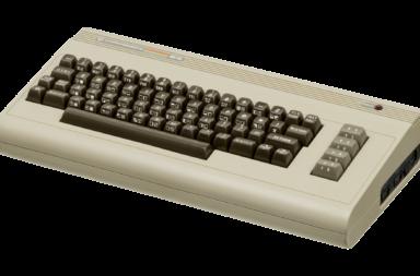 Digitalisierung - Start mit dem commodore 64